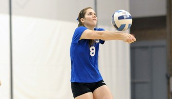 Volleyball: Valerie Bazemore 2012