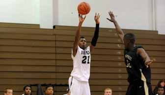 Men's Basketball: Michael Rose 2012