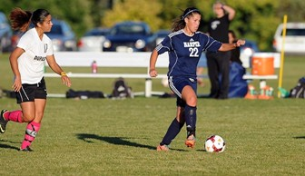 Women's Soccer: Lacey Richards 2013