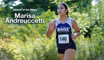 Athlete of the Week: Marisa Andreuccetti 2013