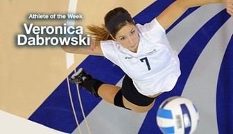 Athlete of the Week: Veronica Dabrowski 2013