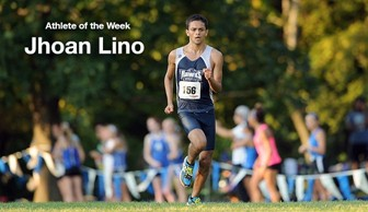 Athlete of the Week: Jhoan Lino 2013