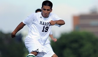 Men's Soccer: Michael Rodriguez 2013