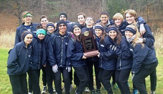 Men's Cross Country: Nationals 2013