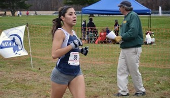 Women's Cross Country: Marisa Andreuccetti 2013