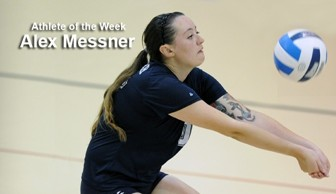 Athlete of the Week: Alex Messner 2013