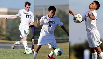 Men's Soccer: Postseason Awards 2013