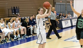 Women's Basketball: Ashley Packard 2013-14