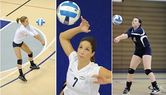 Volleyball: Postseason Awards 2013