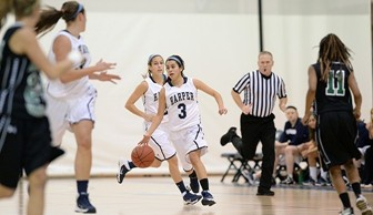 Women's Basketball: Cindia Salgado 2013-14