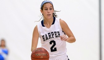 Women's Basketball: Rachel Payne 2013-14