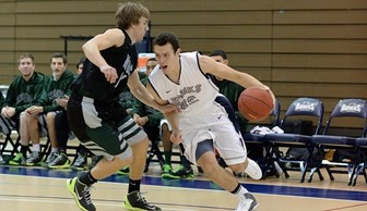 Men's Basketball: Bradley Reibel 2013-14