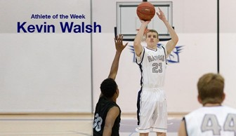 Athlete of the Week: Kevin Walsh 2013