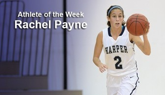 Athlete of the Week: Rachel Payne 2013-14