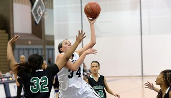 Women's Basketball: Monica Hinderer 2013-14