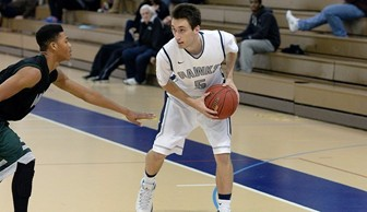 Men's Basketball: Tyler Gaedele 2013-14