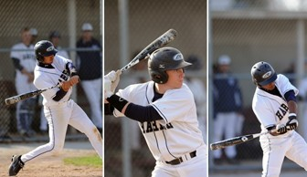 Yfantis/Kay/Skinner All Conference Baseball 2013 (second team)