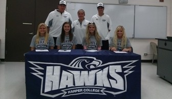 Softball: Recruit Signing Day Two