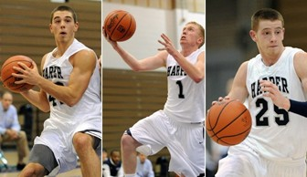 Men's Basketball: Miklasz/Gatz/Lorenz collage-sign to move on