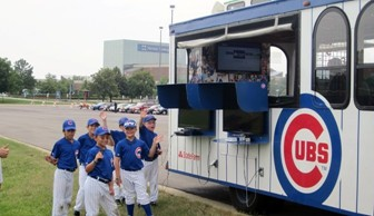 Chicago Cubs camp InZone story