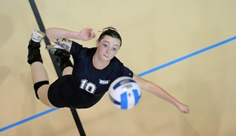 Volleyball: Alex Messner 2013
