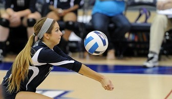 Volleyball: Veronica Dabrowski 2013