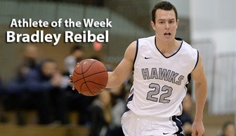 Athlete of the Week: Bradley Reibel 2014