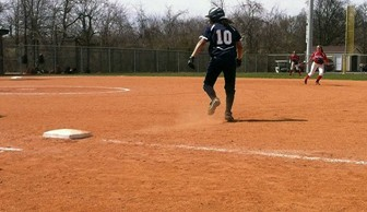 Softball: Ashley Alicea 2014