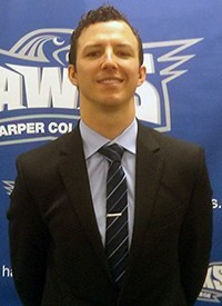 Men's Basketball: Justin Welke Head Shot