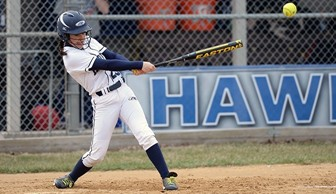 Softball: Jaz Skor 2014