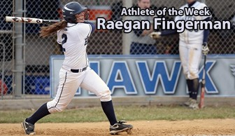 Athlete of the Week: Raegan Fingerman 2014