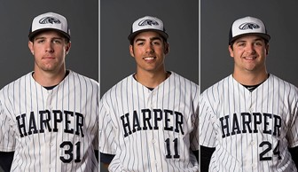 Baseball: First Team All-Conference 2014