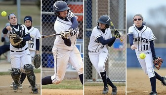 Softball: All-Conference 2014