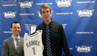 Men's Basketball: Jonathan Pratscher Signing 2014