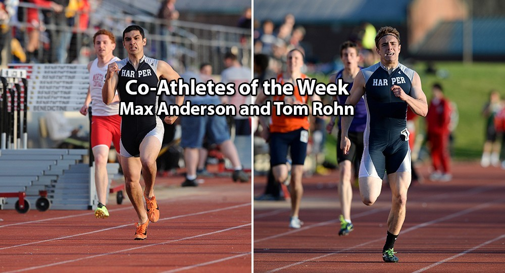 Athlete of the Week: Max Anderson and Tom Rohn 2014
