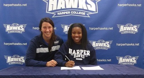 Women's Basketball: Ashonte Recruit Signing Day 2014