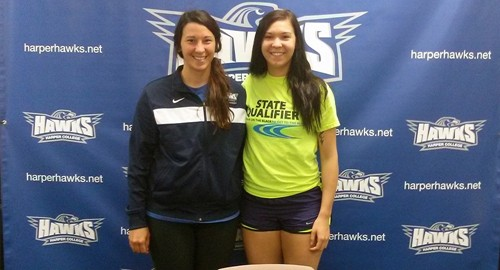 Women's Basketball: Joslyn Nicholson Recruit Signing Day 2014