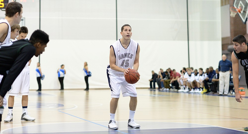 Men's Basketball: Stefan Vucicevic 2013-14