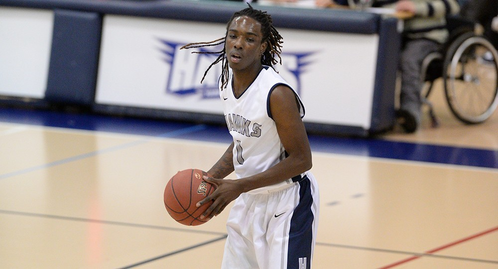 Men's Basketball: Davion Benton 2014-15