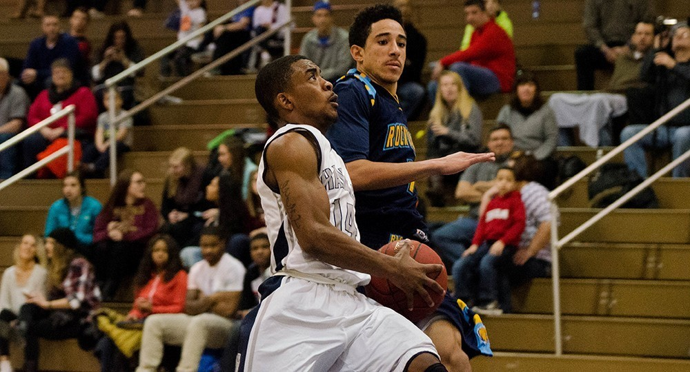 Men's Basketball: Marcus Gatlin 2014-15