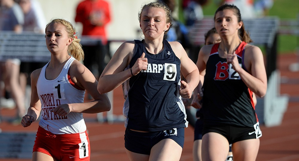 Women's Track and Field: Mary Piltaver 2014
