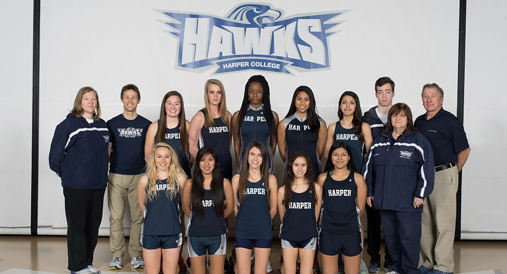 Women's Track and Field: Team Photo 2015