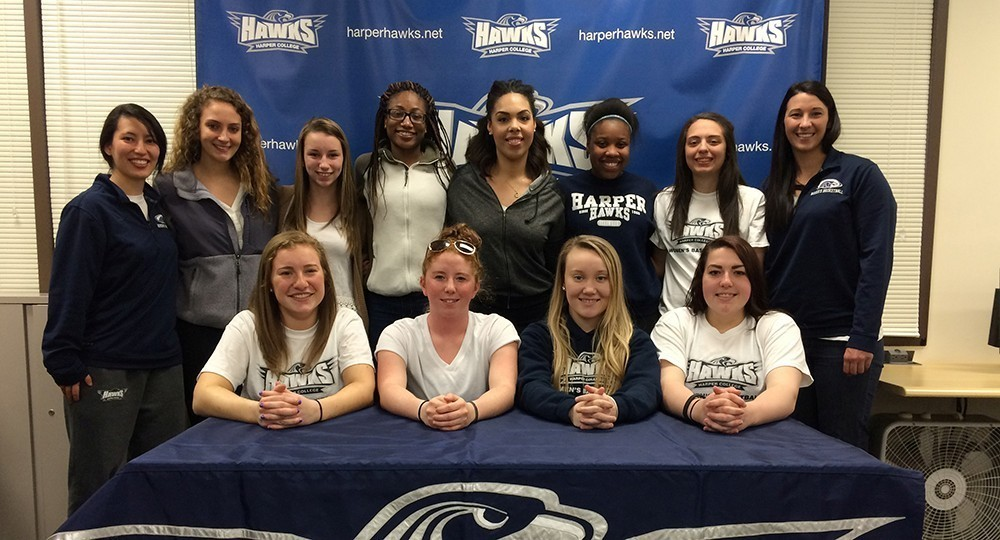 Women's Basketball: Recruit Signings 2015