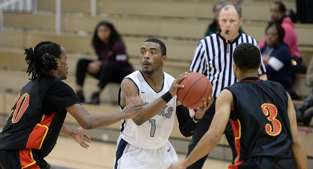 Men's Basketball: Marcus Gatlin 2015-16