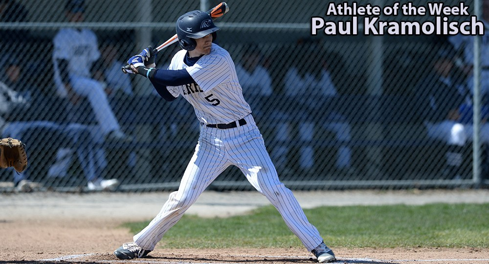 Athlete of the Week: Paul Kramolisch 2016